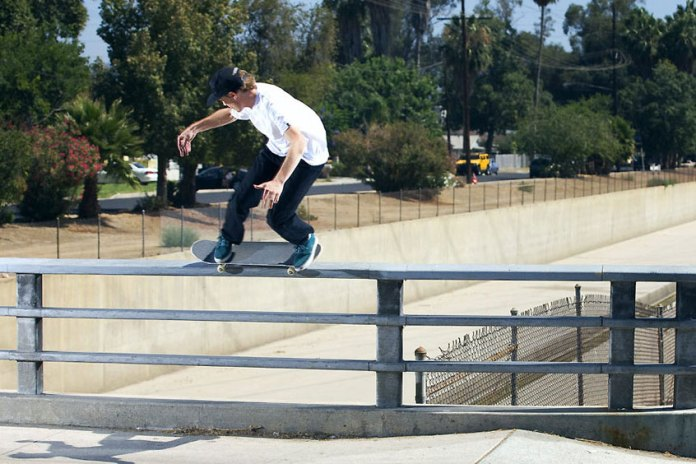 Kevin Terpening Hits the Streets of Cincinnati in New Stüssy Clip
