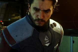 Kit Harrington Plays a Ruthless Space Admiral in 'Call of Duty: Infinite Warfare'