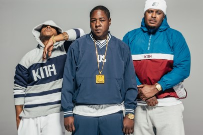 """KITH Pays Homage to New York by Recruiting the Lox for Its """"96 Collection"""""""