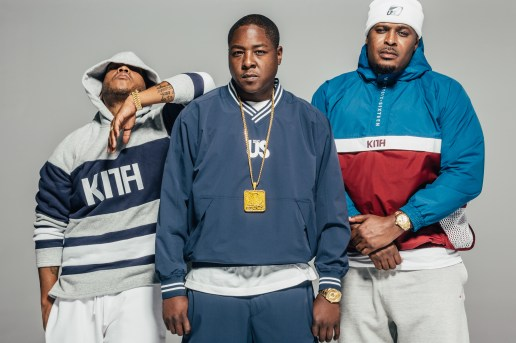 "KITH Pays Homage to New York by Recruiting the Lox for Its ""96 Collection"""