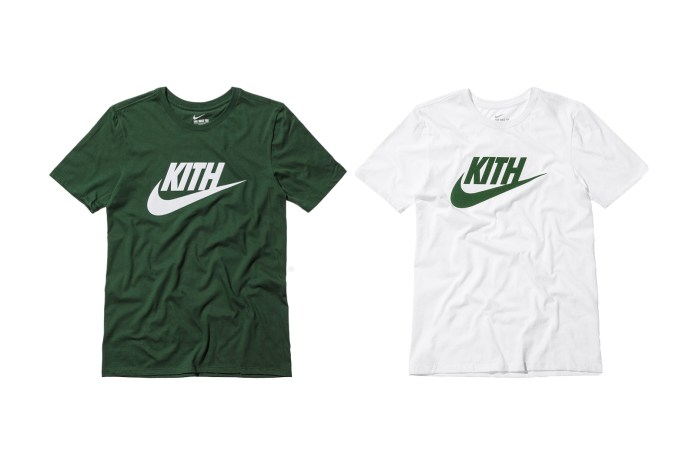 KITH and Nike Deliver Collaborative Tees Inspired by Tennis