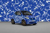 La MJC Keeps the 10-Year Celebrations of 'All Gone' Going With Eclectic Smart Car Collaborations