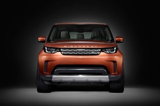 Land Rover Introduces the New 2017 Discovery
