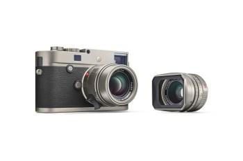 Leica Officially Unveils Its M-P Typ 240 Titanium Set