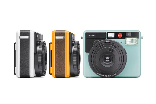 Why the Sofort Instant Camera Is the Step in the Right Direction for Leica