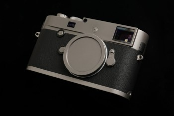 Leica Store Ginza Celebrates Its 10th Anniversary With a Titanium M-P Typ 240