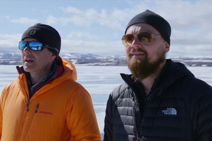 The Trailer for Leonardo DiCaprio's 'Before the Flood' Documentary Arrives