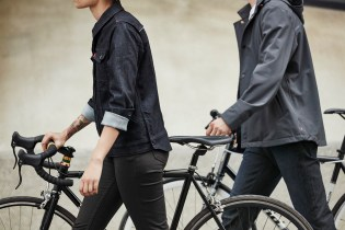 Levi's Races on the Open Road in Its 2016 Fall Commuter Collection Lookbook