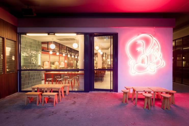Cult-Favorite Diner Little Bao Opens up New Space in Bangkok