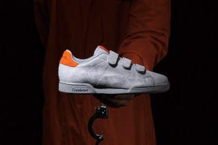 "Livestock x Reebok NPC Strap ""Bad Day in Court"""