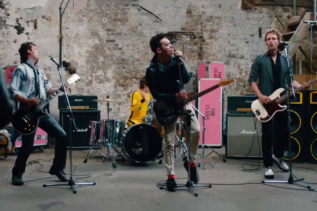 'London Town' Biopic Presents Captivating Portrayal of The Clash