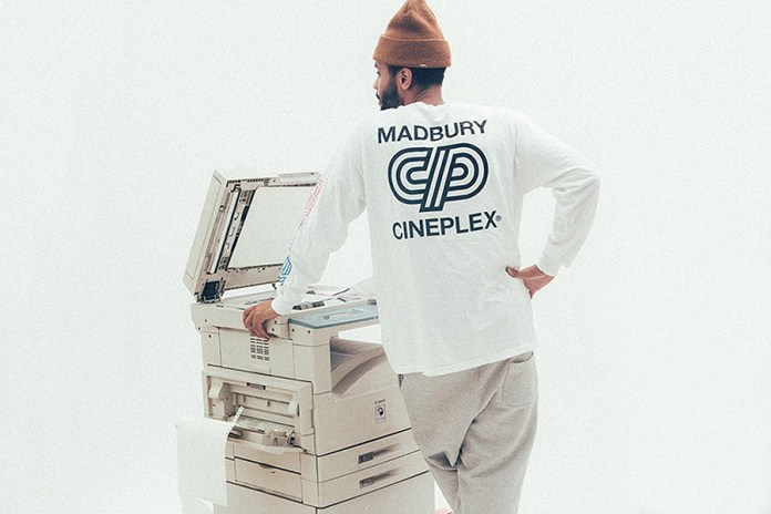 The Madbury Club's Latest 2016 Fall/Winter Drop Goes From Cineplex to Arts Center