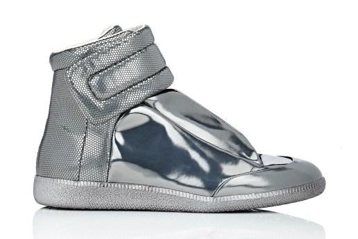 Maison Margiela & Barneys Deliver Exclusive Future Ankle Strap Sneakers