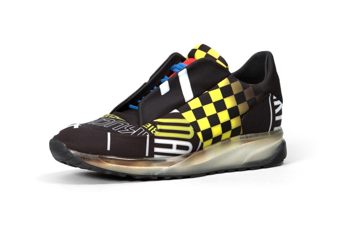 Maison Margiela Drops New Racing-Inspired Sneakers