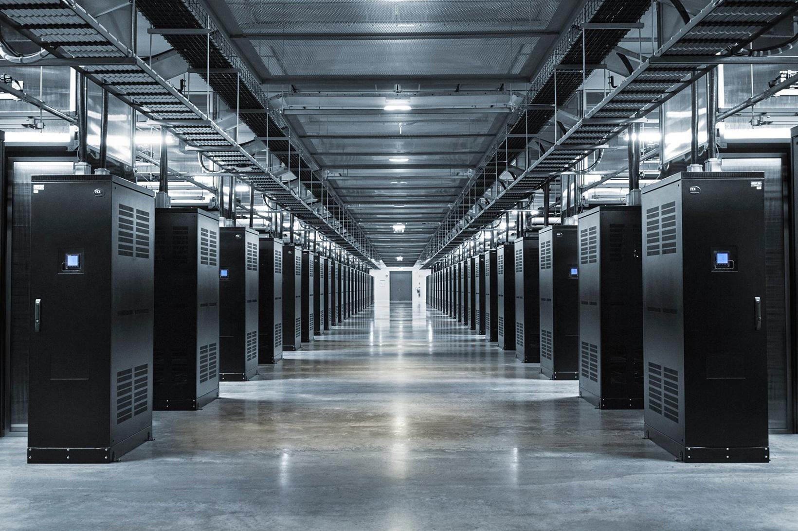 Mark Zuckerberg Facebook Data Center Lulea Sweden