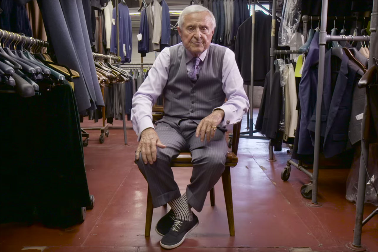 Watch the Life Story of the President's Tailor Who Survived the Holocaust