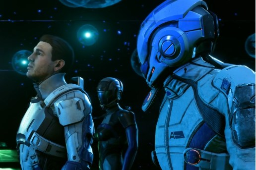 Watch the Official 4K Tech Video for 'Mass Effect: Andromeda'