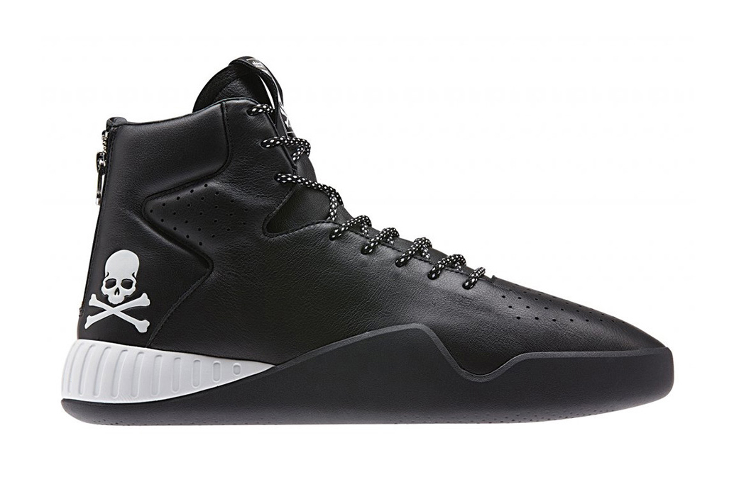 mastermind JAPAN x adidas Originals nmd xr1 tubular instinct black white skull bones - 1312310