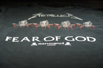 An Exclusive Look at the mastermind JAPAN x Fear of God Collaboration