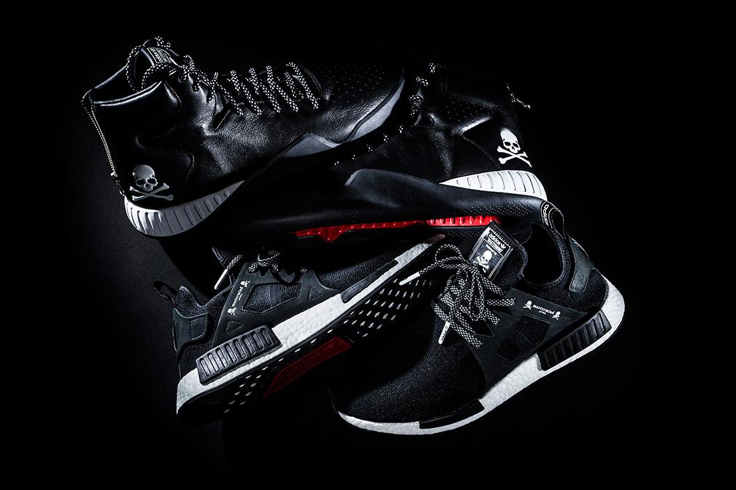 A Closer Look at the mastermind JAPAN x adidas Originals 2016 Collaboration