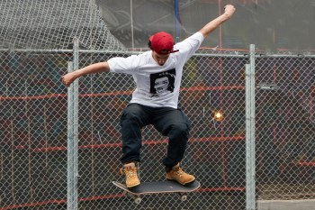 Watch Matt Mooney Skate the Iconic Timberland Field Boot in Downtown NYC
