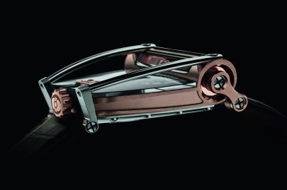 MB&F's Horological Machine 8 Is a Can-Am Race Car-Inspired Timepiece