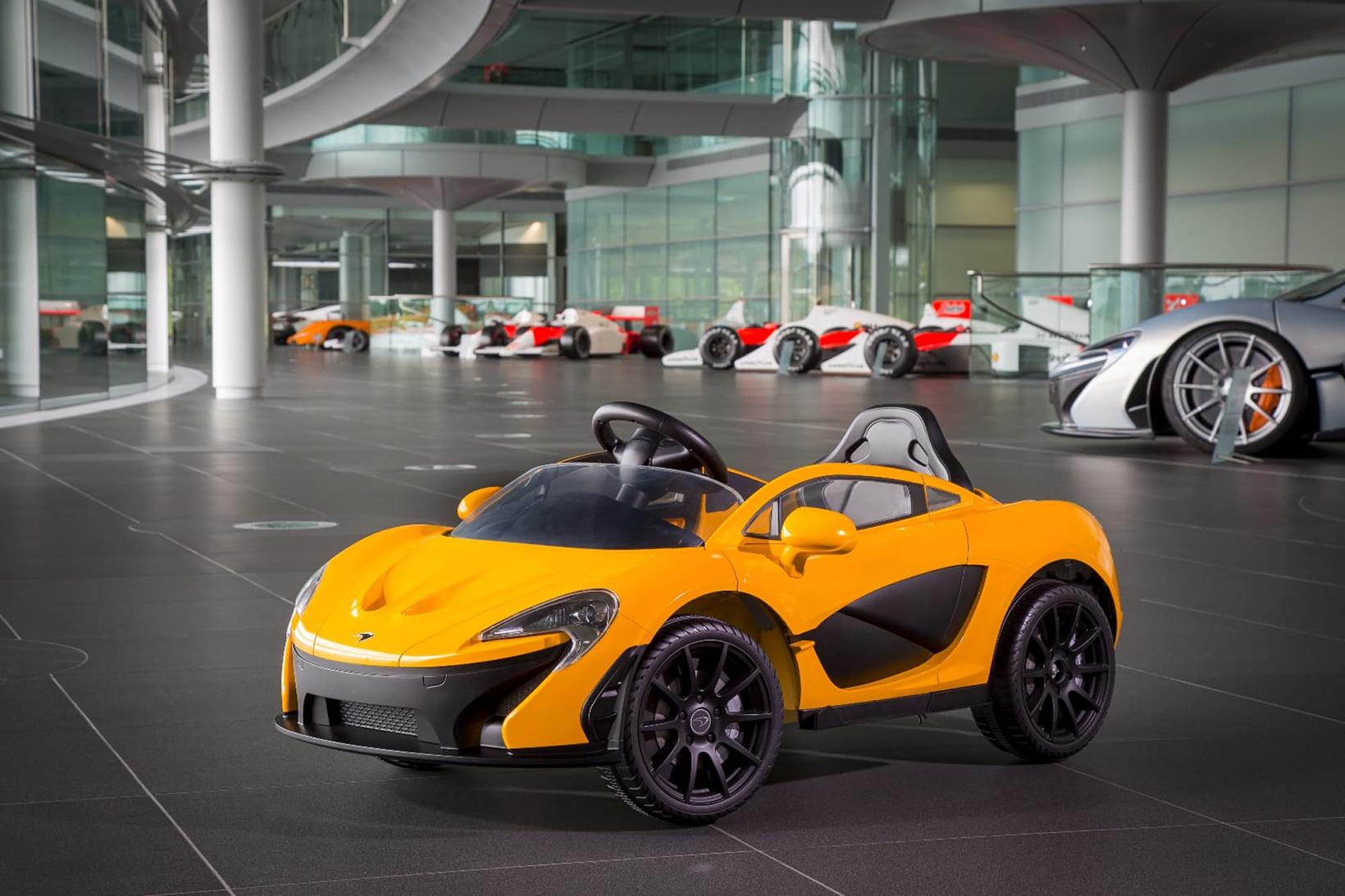 McLaren's All-Electric P1 Successor Is Finally Here
