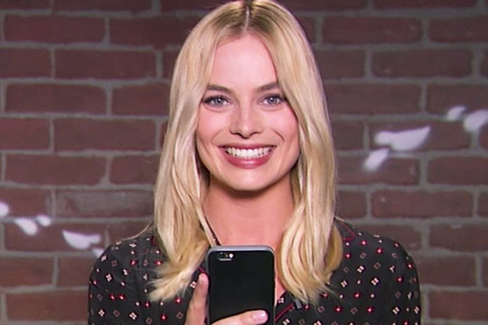 "Margot Robbie and Other Celebrities Get Viciously Roasted on New ""Mean Tweets"""