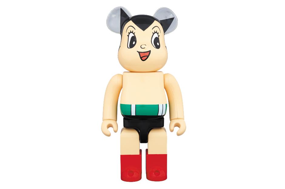 Medicom Toy Releases An Astro Boy Bearbrick Hypebeast