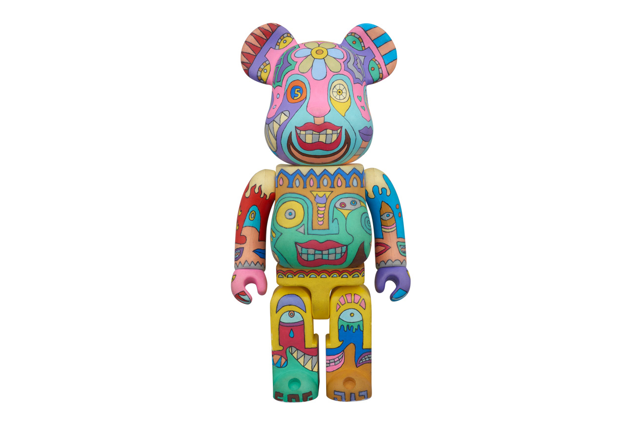The Medicom Toy BE@RBRICK Design Contest Announces Its Winners