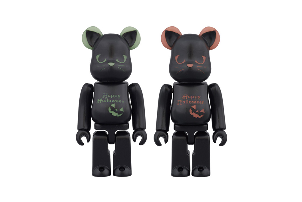 Medicom Toy Gets Ready for Halloween With Special BE@RBRICKs