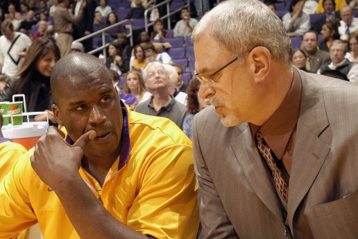Phil Jackson, Steve Francis and Aaron McKie Share Memories of Shaq, Yao and Iverson
