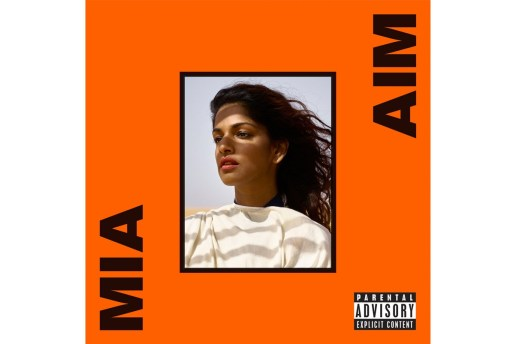 Stream M.I.A.'s Final Album, 'AIM'