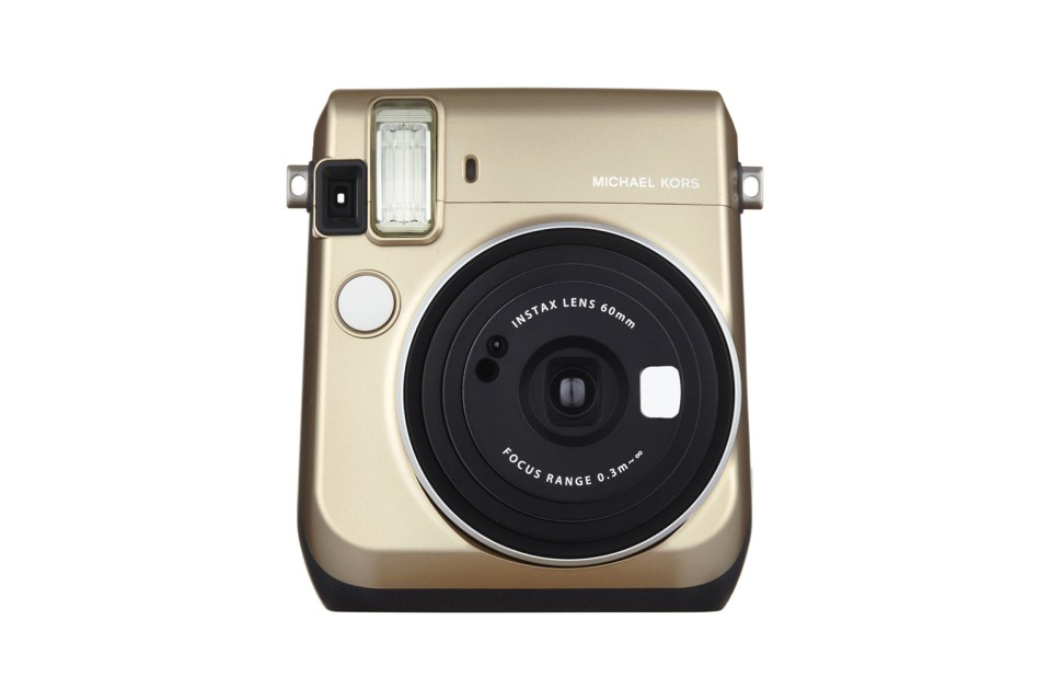 Michael kors fujifilm instax mini 70 hypebeast for Housse instax mini 70