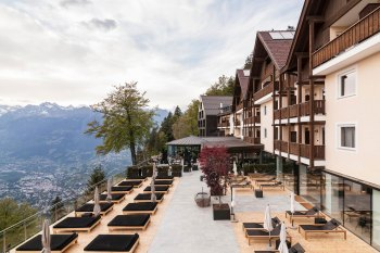 The MiraMonti Boutique Hotel Is a Modern Twist on the Classical Alpine Retreat