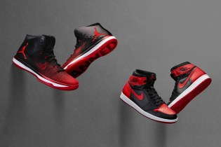 "Rep Your City for a Chance to Win the Air Jordan 1 and XXXI ""Banned"""
