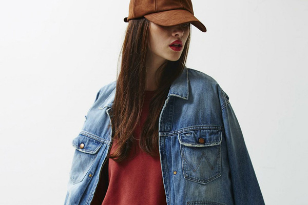 monkey time Revamps a Rare Wrangler Denim Jacket From the 1960s