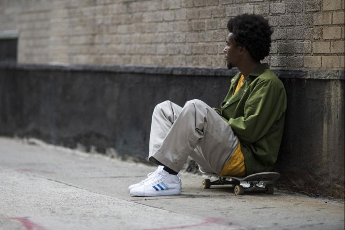 Pro Skater Na-Kel Smith Makes More Moves Into Fashion With New adidas Collaboration