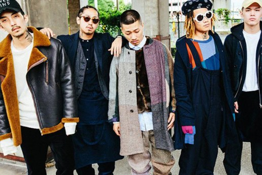"""NEPENTHES' """"VOICE FROM KAWASAKI SOUTH SIDE"""" Editorial Showcases Its 2016 Fall/Winter Offerings"""