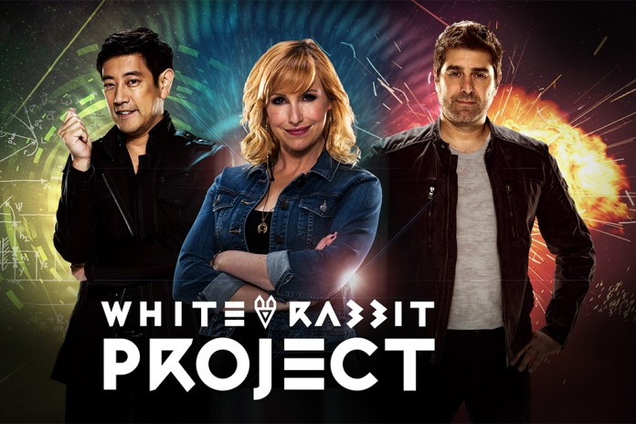 Netflix Reunites the Mythbusters' Build Team for the 'White Rabbit Project'