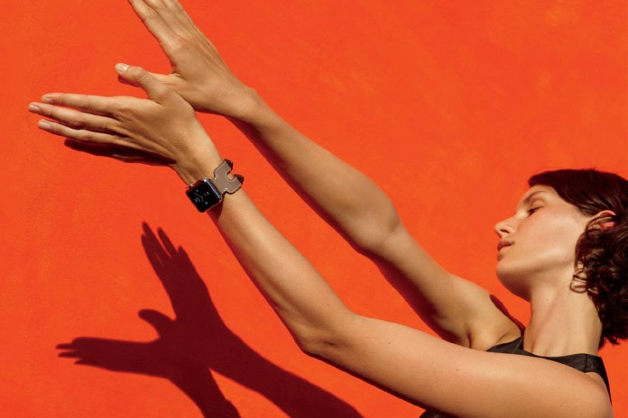 Apple Releases New Hermès Bands for the Apple Watch