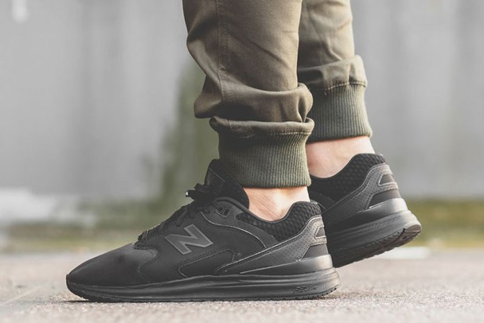 """The New Balance 1550 Gets Treated in """"Triple Black"""""""
