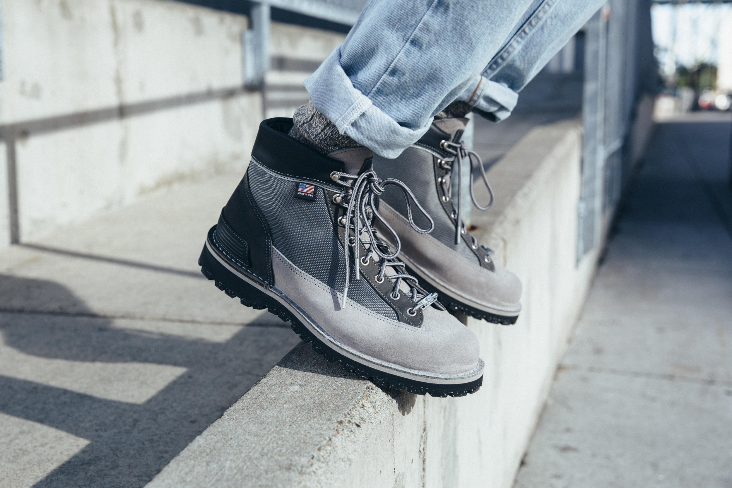 """An #OnFeet Look at the New Balance x Danner """"American Pioneer Project"""""""