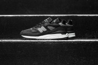 "The New Balance M998PHO ""Ash"" Is the Perfect Simple Sneaker"