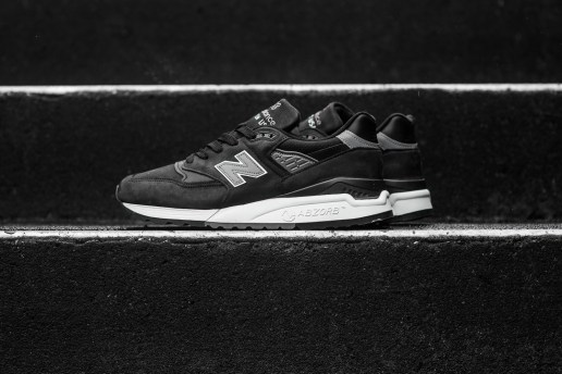 """The New Balance M998PHO """"Ash"""" Is the Perfect Simple Sneaker"""