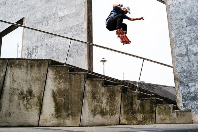 New Balance's Skate Team Takes on Spain in New Video