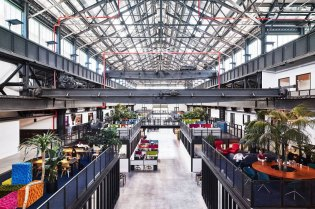 New Lab Opens in Historical Brooklyn Navy Yard