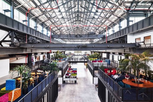 New Lab Opens in Historical Brooklyn Navy Yard