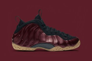 "Nike Air Foamposite One ""Night Maroon"""