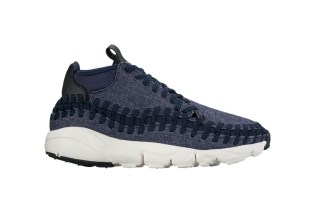 Nike Is Bringing Denim Construction to the Air Footscape Woven Chukka